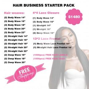 START HAIR BUSINESS PACKAGE #3