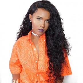 10-22 Inch Brazilian Virgin Body Wave 360 Lace Front wigs